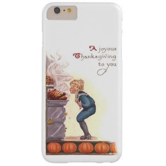 A Joyous Thanksgiving Vintage iPhone 6 Case Barely There iPhone 6 Plus Case