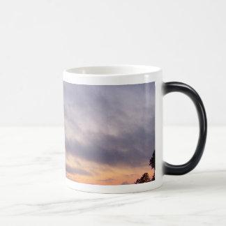 A Kentucky Sunrise Morphing Mug