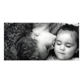 A Kiss For O Photo Card