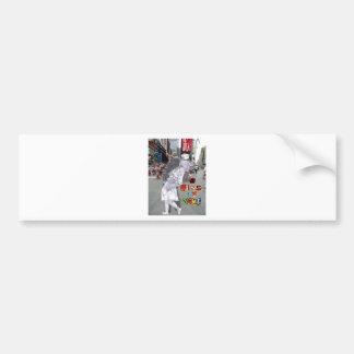 A Kiss in Time Bumper Sticker
