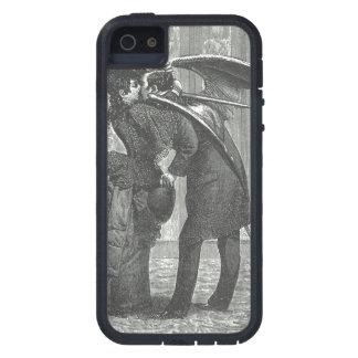 A Kiss Victorian Bat/Vampire Costume iPhone 5 Case