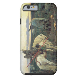 A Knight at the Crossroads Tough iPhone 6 Case