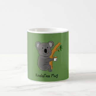 A Koala Tea mug. Coffee Mug