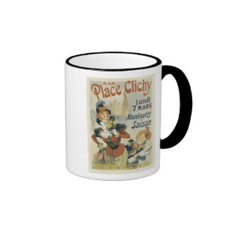 a La Place Clichy Ringer Mug