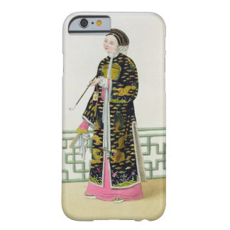 A Lady of Distinction in her Habit of Ceremony, pl Barely There iPhone 6 Case