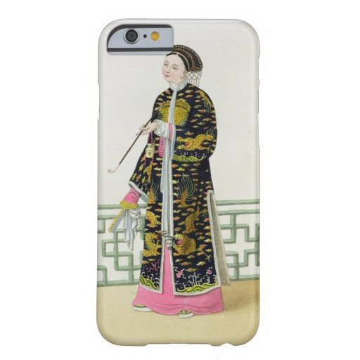 A Lady of Distinction in her Habit of Ceremony, pl iPhone 6 Case