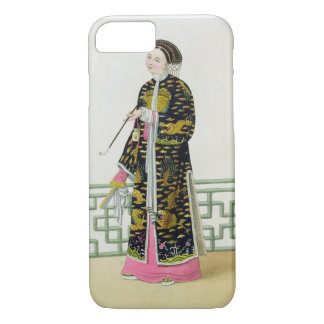 A Lady of Distinction in her Habit of Ceremony, pl iPhone 7 Case