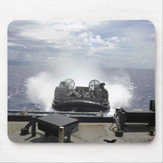 A landing craft air cushion mouse pad