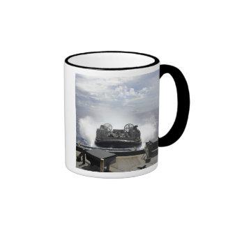 A landing craft air cushion coffee mugs