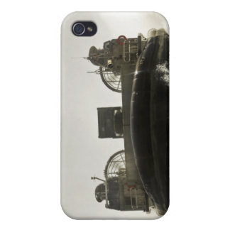 A landing craft air cushion prepares to enter iPhone 4/4S covers