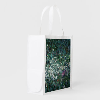 A Lark in a Meadow Reusable Grocery Bag