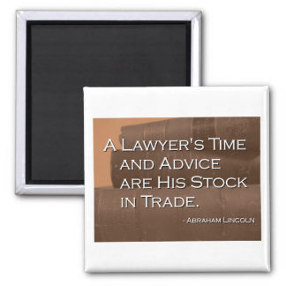 A Lawyer s Time and Advice Magnet