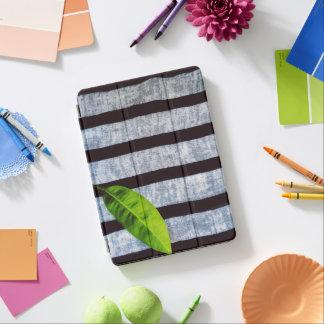 A Leaf On Stripes IPad Case iPad Air Cover