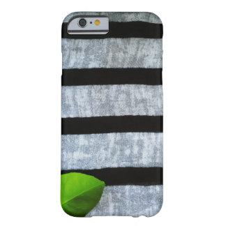 A Leaf On Stripes smartphone case