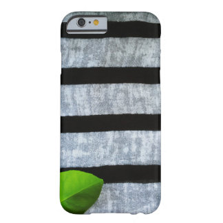 A Leaf On Stripes smartphone case Barely There iPhone 6 Case