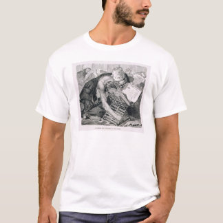 A Learned Man Absorbed in the Koran T-Shirt