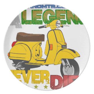 A_Legend_Never_Dies_(Px 125) Plate