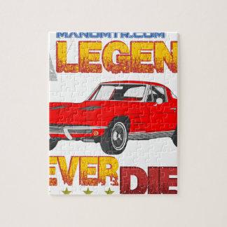 A_Legend_Never_Dies_(Vette S.R.) Jigsaw Puzzle