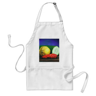 A Lemon and a Cucumber Standard Apron