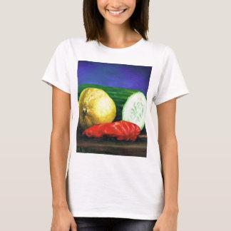 A Lemon and a Cucumber T-Shirt