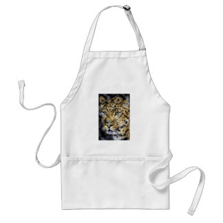 A Leopard's Eyes Aprons