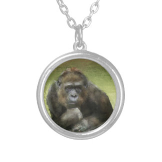 a lesson I needed to learn Silver Plated Necklace