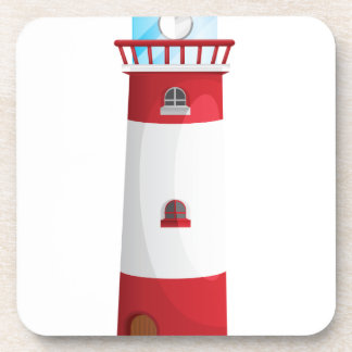a light house beverage coasters