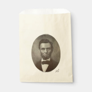a lincoln 1864 signature oval portrait 2000 sv favour bag