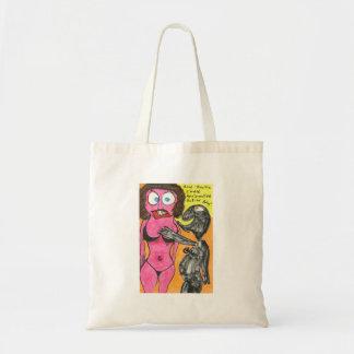 A Little Affirmative Action Canvas Bag