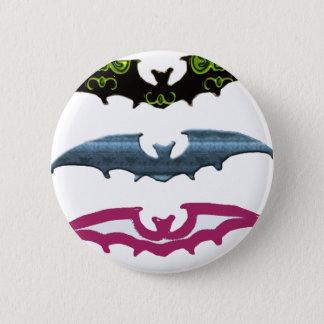 A Little Batty 6 Cm Round Badge