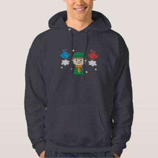 A Little Bird Told Me - Hooded Sweatshirt