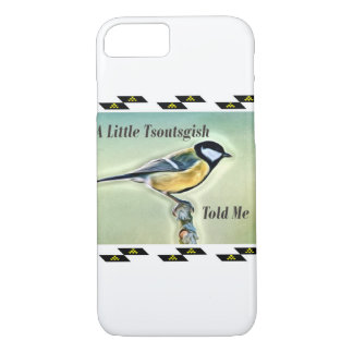A little Bird Told me iPhone 7 Case