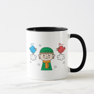 A Little Bird Told Me - Mug