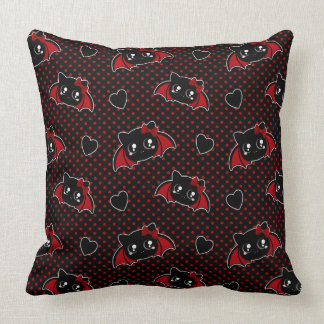 A Little Bit Batty Throw Cushions