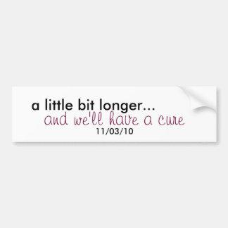 a little bit longer... Sticker