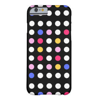 A Little Bit of Color Barely There iPhone 6 Case
