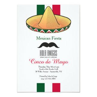A Little Bit of Mexico Invitation