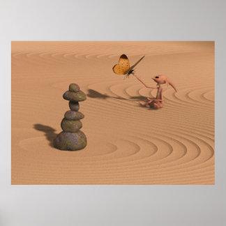A Little Bit of Zen Poster