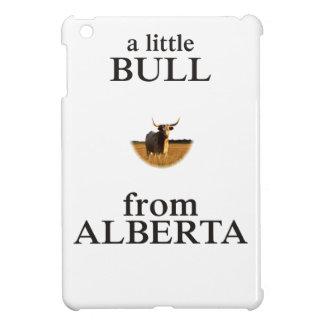 A Little Bull from Alberta iPad Mini Cover