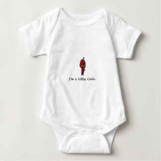A Little Chili Baby Bodysuit