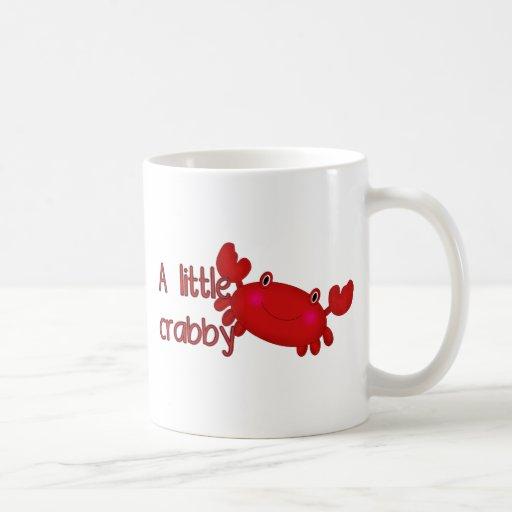 A little crabby coffee mugs