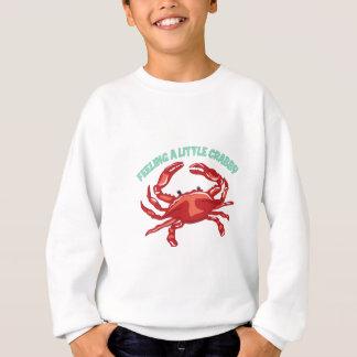 A Little Crabby Sweatshirt