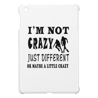 A Little Crazy for Roller Skating iPad Mini Case