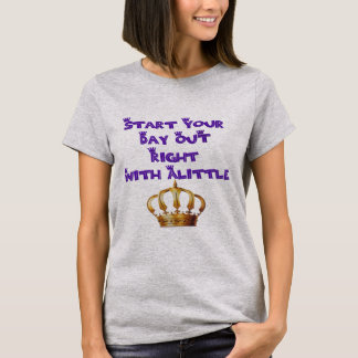 A little Crown T-Shirt