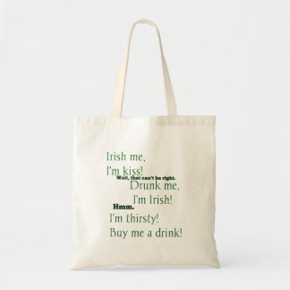 A Little Drunk on St. Patrick's Day? Bag