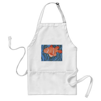A Little Fishy Apron