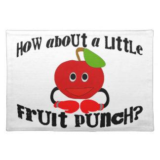 A Little Fruit Punch Placemats