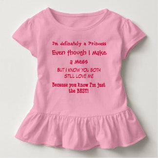 A Little Girls Truth Toddler T-Shirt