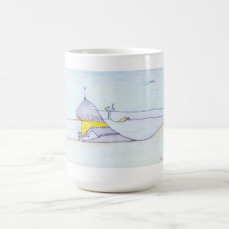 A Little Hole In The Wall Coffee Mug