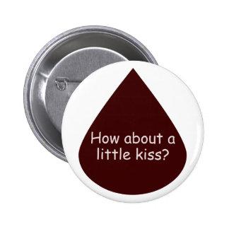 A Little Kiss Pin